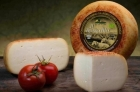 Red organic cheese - Caseificio Val d'Orcia